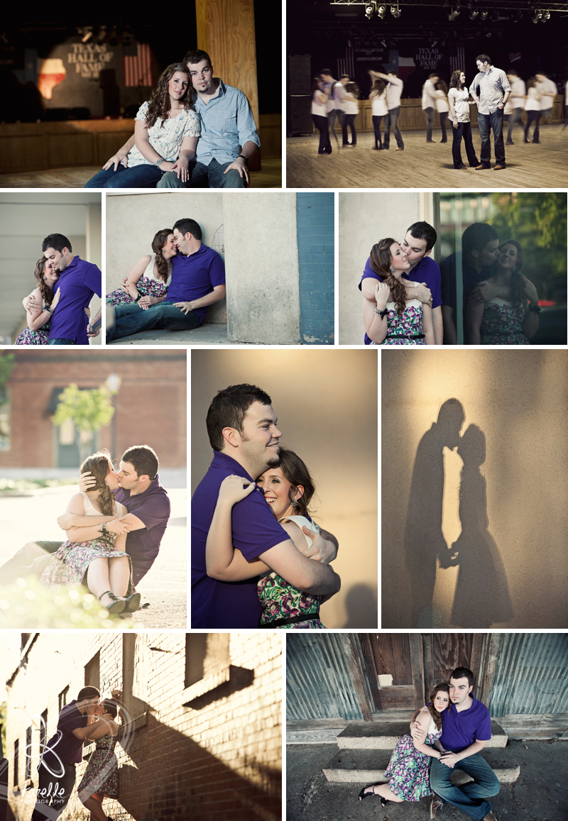 Kendall and Grant's engagement session