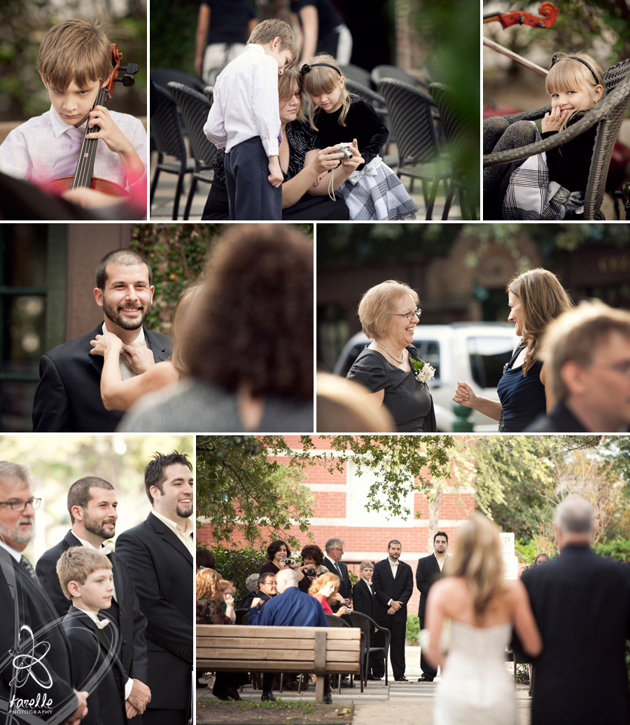 Stephanie and Brian's wedding