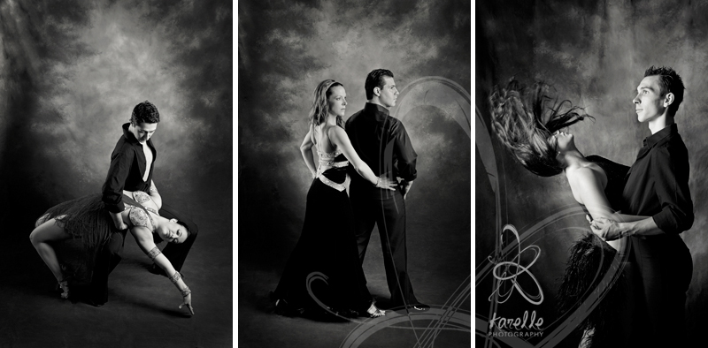 A photo shoot for Fred Astaire dance studio in The Woodlands 1 by Karelle Photography