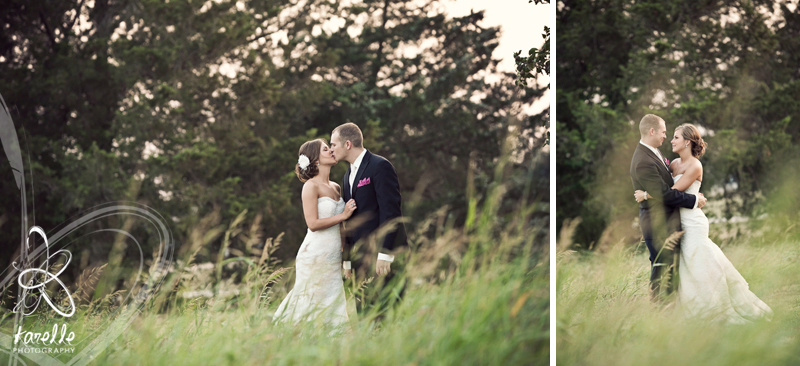 A wedding in Brenham, Texas for Sarah and Nathan at the Antique Rose Emporium by Karelle Photography 13