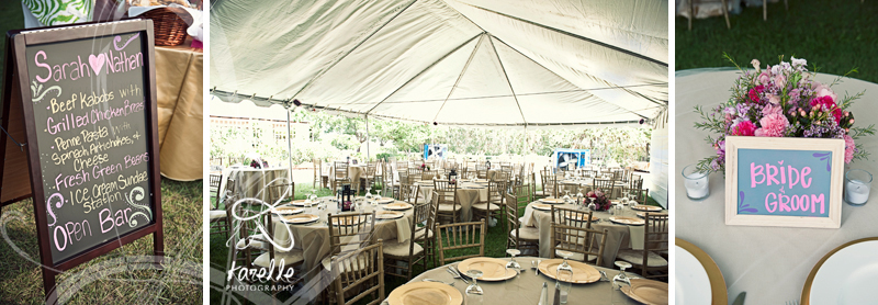 A wedding in Brenham, Texas for Sarah and Nathan at the Antique Rose Emporium