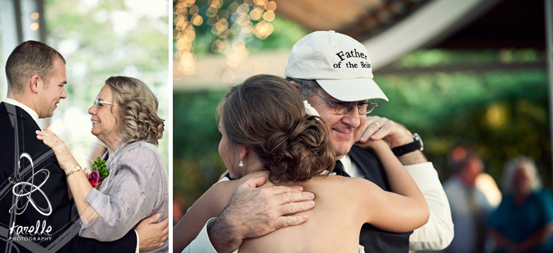 A wedding in Brenham, Texas for Sarah and Nathan at the Antique Rose Emporium by Karelle Photography 22