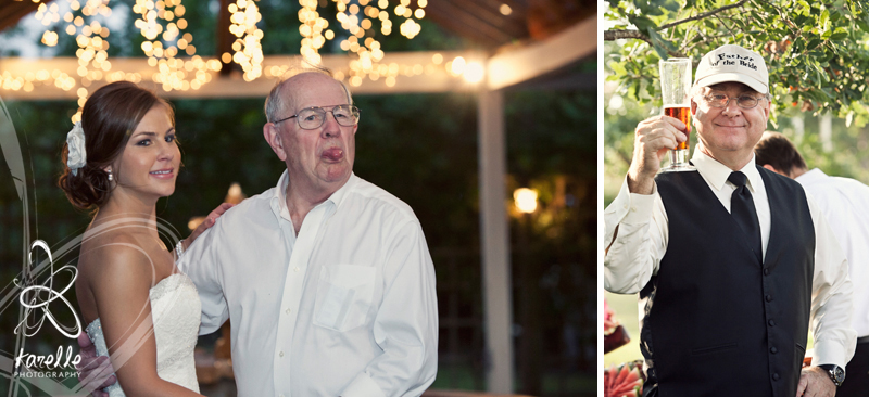 A wedding in Brenham, Texas for Sarah and Nathan at the Antique Rose Emporium by Karelle Photography 24