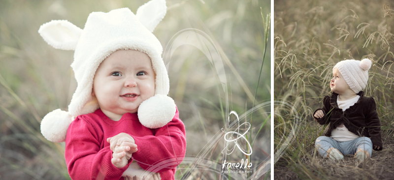 The Woodlands childrens photography Baby Anna