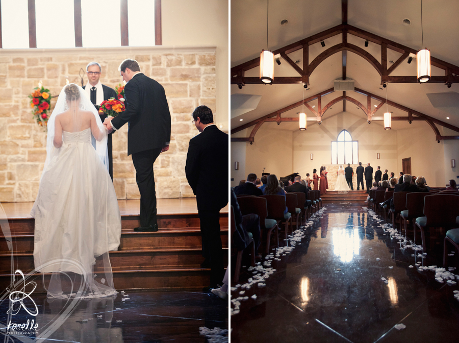 The Woodlands wedding photography - Grace Church