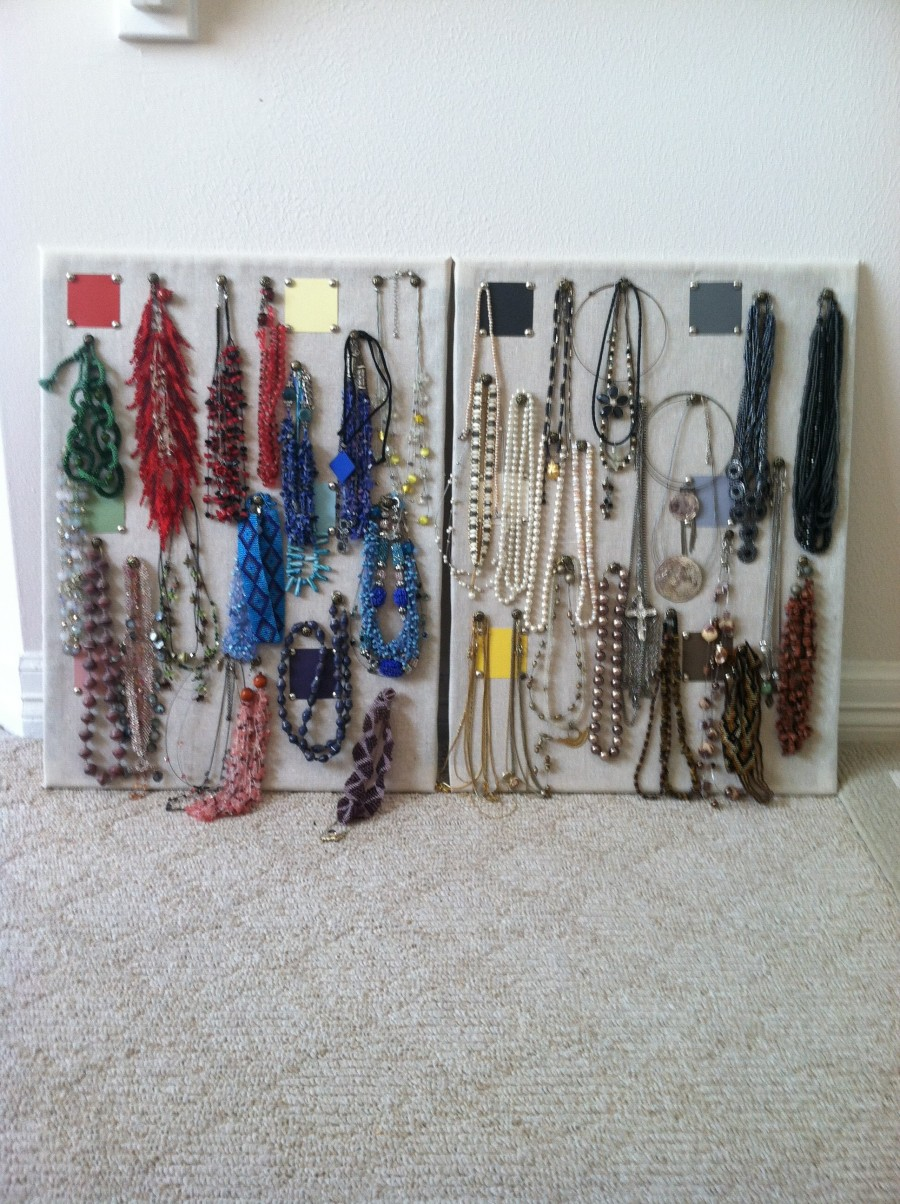 Jewelry boards created by karelle Photography