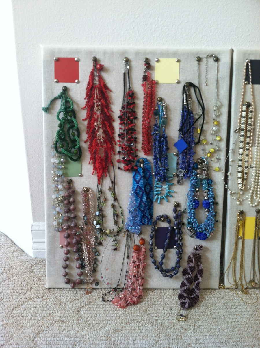 A jewelry board created by Karelle Photography